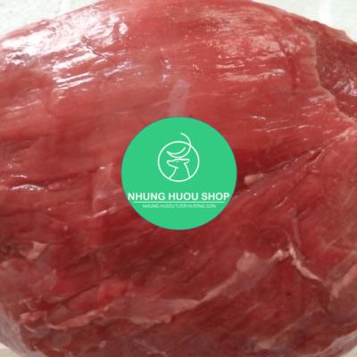 thịt hươu nai