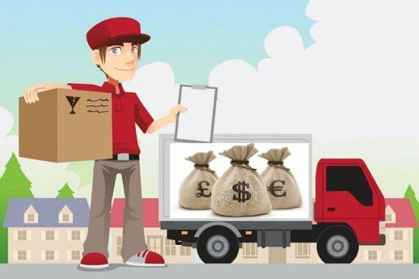 vận chuyển hàng hóa tại Nhung Hươu Shop