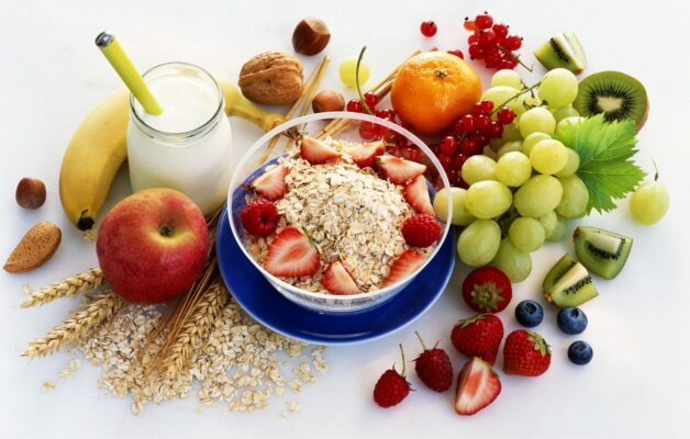 bữa ăn phụ giúp người gầy tăng cân
