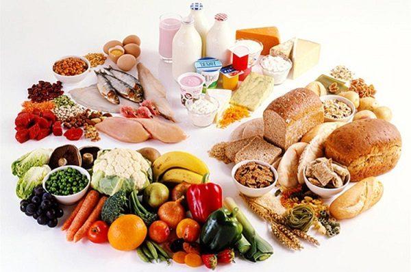bổ sung đầy đủ dưỡng chất