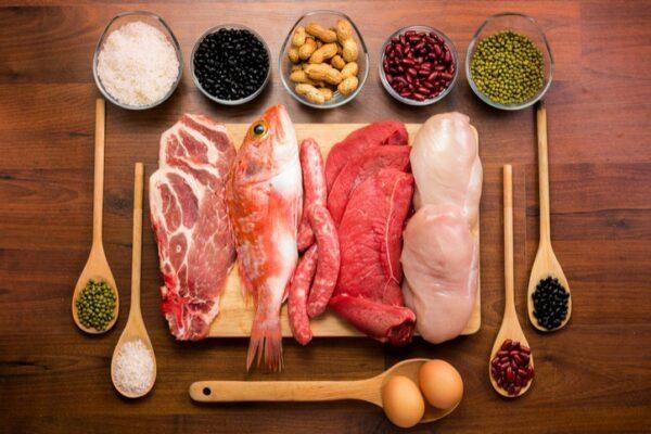 thực phẩm giàu protein rất tốt cho người gầy